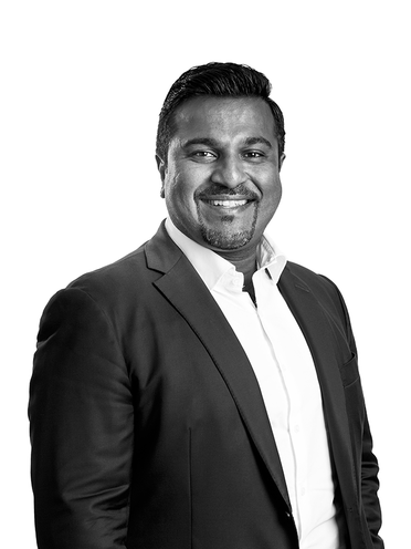 Arnold Singaram, Head of Far East Trading, Head of Hong Kong Office