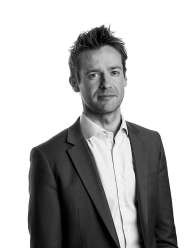 David Woolfenden, Business Development, Middle East and UK