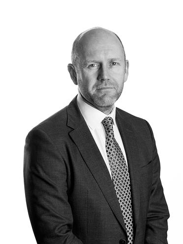 Eric Mackay, Managing Director