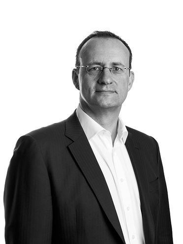 Graham Barr, Chief Financial Officer