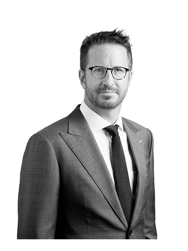Matthew Mason, Co-Head of Global Sales