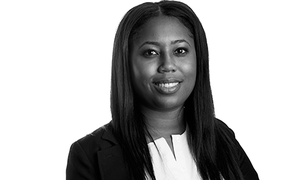 Molly Sodeinde, Consultant Relations