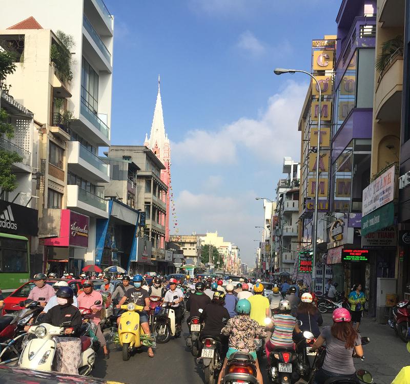 vietnam scooters 2